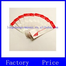 Hong Kong elegance series OPP laminated Pearl film bags with self-adhesive