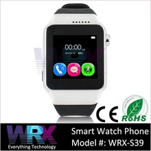 factory supply touchscreen 2.0MP Camera smart watch mobile phone