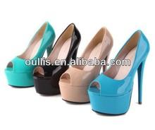 las mujeres los zapatos nuevos modelos china alibaba cp6393