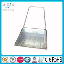 Stainless iron snow shovel/stainless steel snow pusher