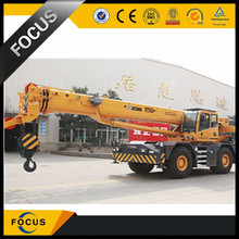 XCMG RT50 50 ton rough terrain crane