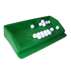 ODM vacuum formed plastic golf ball tray, plastic golf tray products