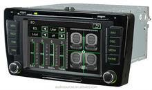 Audiosources Car Multimedia System GPS SKODA OCTAVIA 2012 2013