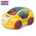 Shantou brinquedos fabricantes b/o cartoon carro de corrida com 3d luzes e música brinquedos carros