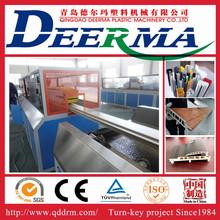 WPC profile machine/making machine/extrusion line