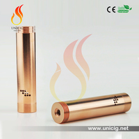 Original Unicig Indulgence Mutation X Mod latest mechanical mod long and thin e cigarette