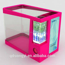 Made in China music fountain personal desktop aquarium for your top entertainment