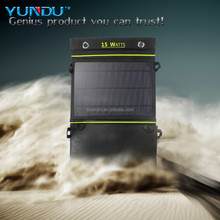 portable solar mobile phone charger/solar cell phone charger/solar power bank