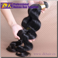 Wholesale raw unprocessed virgin malaysian wet and wavy hair weave