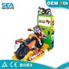 22 Inch baby racing car gp motor simulator game machine wholesale