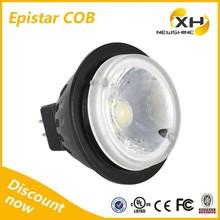 3000K 5700K 4W 5W CE COB 12V LED Spot Lighting, Indoor MR16 LED Light Mini Spot