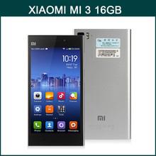 Original XIAOMI MI3 16GB Quad Core Android 3G Xiaomi Mobile Phone