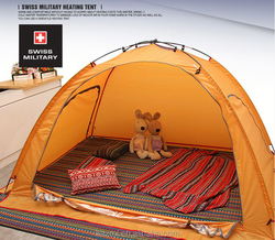 Korean Design Heating Warm Camping 3 person  tent house prices