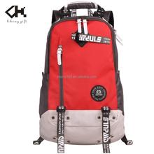 New brand China import sport bag travel backpack shoulder laptop bag school backpack hiking back pack for men