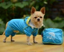 dog apparel pet raincoat pet coat waterproof dog coat