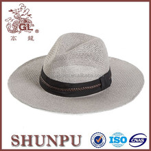 leather flashing cowboy hats car freshener for men