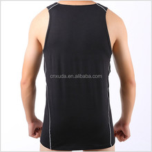Cheap and High Quantity New Style Men Tight-fitting Sport / Gym / Basketball Vest Quick-drying