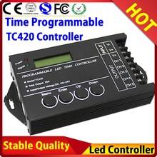DC5-24V USB Led controller tc420 led time controller programmable led light controller