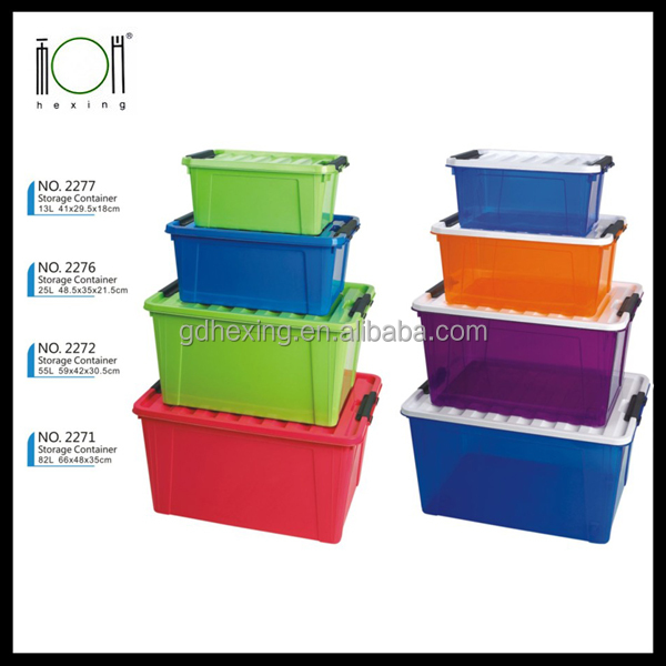 cheap plastic stockade storage bins with lids buy cheap. Black Bedroom Furniture Sets. Home Design Ideas