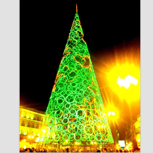 Outdoor Led Christmas Spiral Tree - Buy Spiral Tree Product on Alibaba ...