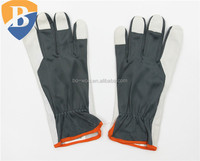 Keystone thumb driving glove cow leather glove