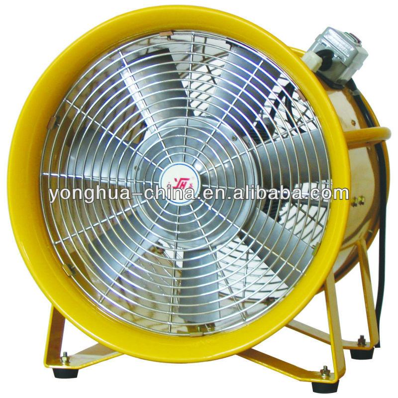 Factory portable axial fan ventilator blower ce saa 100 for Industrial exhaust fan motor