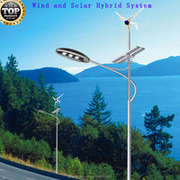 400W Wind Turbine & Hybrid Solar Wind Power Generator Wind Turbine