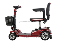 folding disabled electrical mobility scooter golf car