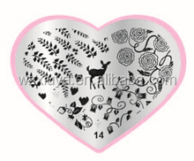 new nail art printer ,nail arts design set,fashion nail art DIY Stamping Nail Art Image Plates