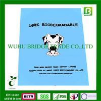 bridge pet waste packaging bag