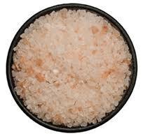 Granulado del himalaya sal rosa 3~5 tamaño mm
