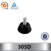 305D adjustable leveling feet, table leveling legs