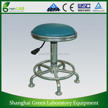 Greenlab swivel stool,lab stool with footrest,ESD lab swivel stool