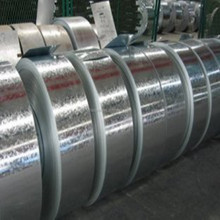 Zinc steel coil for pipe manufacturing