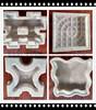 Hot Sale High Quality molds the paver block for concrete, concrete molds plastic cooblestone