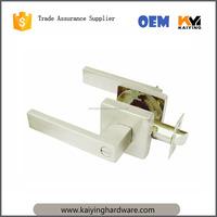 Tubular Lever door lock 8809BK-SS,stainless steel door lock