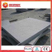standard granite slab size