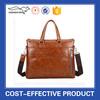 Men's Briefcase Tote Bag Genuine Leather Laptop Bag
