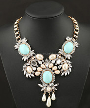fashion south america necklace