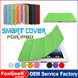 Bulk buy from China tablet case for ipad mini in cheap case price with wake up/ sleep function and also with stand