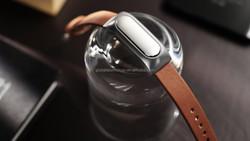 Original XiaoMi Mi Band Genuine Leather Wristband Strap