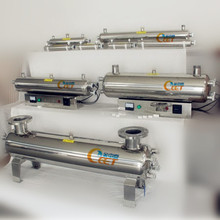 UV sterilizer System for Irrigation / Agriculture / Drinking Water