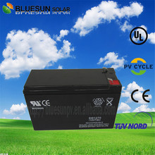 Storage battery wholesale exide ups 12v 7ah battery with high efficiency