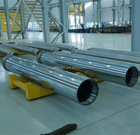 DIN2391 stainless steel pneumatic cylinder tube for horizontal cylinder
