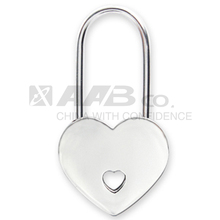 Heart Shaped Lock Magnetic Nose Piercing Fancy Nose Ring Jewelry