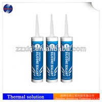 Thermal conductive RTV silicone rubber sealant/rtv-1 silicone sealant