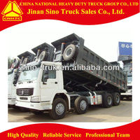 Sinotruck Tipper Truck 12 Wheeler For Sale