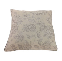 hot sale down & feather Jacquard sofa cushion/decorative cushion MS-201