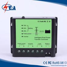 intelligent dual power transfer controller 3500W