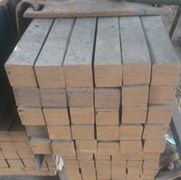 s235jr A36 carbon round corner square steel bars